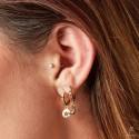 EARRINGS SHINY STAR Gold